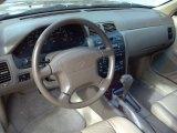 1999 Nissan Maxima Interiors