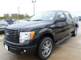 2014 Ford F150 STX SuperCrew Data, Info and Specs