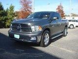2010 Mineral Gray Metallic Dodge Ram 1500 Lone Star Quad Cab #88234271