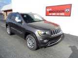 2014 Granite Crystal Metallic Jeep Grand Cherokee Limited 4x4 #88234493