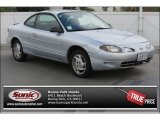 2001 Silver Frost Metallic Ford Escort ZX2 Coupe #88234354