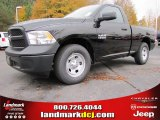 2014 Black Ram 1500 Tradesman Regular Cab #88234339