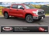 2014 Toyota Tundra Barcelona Red Metallic