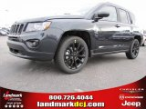 2014 Maximum Steel Metallic Jeep Compass Sport #88250904