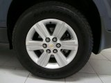 Chevrolet Traverse 2013 Wheels and Tires
