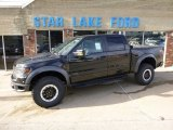 2014 Tuxedo Black Ford F150 SVT Raptor SuperCrew 4x4 #88255969