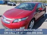 2013 Crystal Red Tintcoat Chevrolet Volt  #88255905
