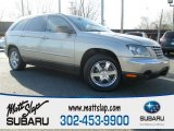 2004 Linen Gold Metallic Chrysler Pacifica AWD #88255844
