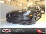 2014 Mercedes-Benz SLS AMG GT Coupe Black Series