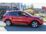 2008 Acura RDX Moroccan Red Pearl