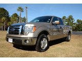 2011 Pale Adobe Metallic Ford F150 XLT SuperCab #88255892