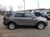 2014 Sterling Gray Ford Explorer XLT 4WD #88255696