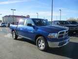 2011 Deep Water Blue Pearl Dodge Ram 1500 SLT Crew Cab 4x4 #88255883