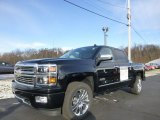 2014 Black Chevrolet Silverado 1500 High Country Crew Cab 4x4 #88255763