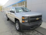 2014 Chevrolet Silverado 1500 WT Double Cab 4x4 Data, Info and Specs