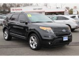 2011 Tuxedo Black Metallic Ford Explorer Limited 4WD #88283894