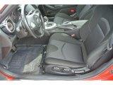 2011 Nissan 370Z Interiors