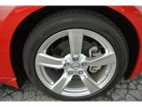 Nissan 370Z 2011 Wheels and Tires