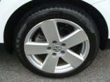 Volkswagen Passat 2008 Wheels and Tires