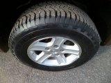 Dodge Dakota 2010 Wheels and Tires