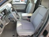 2010 Dodge Dakota Big Horn Extended Cab 4x4 Front Seat