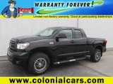 2011 Black Toyota Tundra TRD Rock Warrior Double Cab 4x4 #88284150