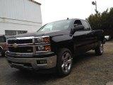2014 Black Chevrolet Silverado 1500 LT Z71 Crew Cab 4x4 #88283862