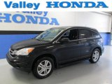 2011 Crystal Black Pearl Honda CR-V EX 4WD #88283764