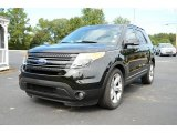 2013 Tuxedo Black Metallic Ford Explorer Limited #88284031