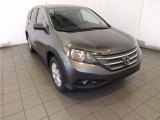 2014 Polished Metal Metallic Honda CR-V EX AWD #88283761