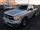 2012 Bright Silver Metallic Dodge Ram 1500 SLT Quad Cab #88310327