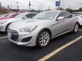 2013 Platinum Metallic Hyundai Genesis Coupe 2.0T #88310263