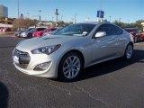 2013 Platinum Metallic Hyundai Genesis Coupe 3.8 Grand Touring #88310256