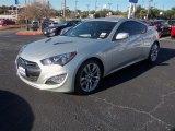 2013 Platinum Metallic Hyundai Genesis Coupe 3.8 Track #88310254