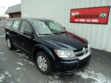 2014 Fathom Blue Pearl Dodge Journey SE #88310623