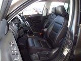 2011 Volkswagen Tiguan SE 4Motion Clay Gray Interior