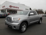 2011 Magnetic Gray Metallic Toyota Tundra Limited Double Cab 4x4 #88310563