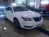 2014 Bright White Chrysler 200 Touring Sedan #88310612