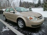 2007 Sandstone Metallic Chevrolet Cobalt LT Sedan #88310605