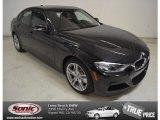 2013 Black Sapphire Metallic BMW 3 Series 335i Sedan #88310486