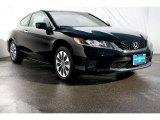2014 Crystal Black Pearl Honda Accord LX-S Coupe #88310405