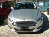 2013 Ingot Silver Metallic Ford Fusion SE 2.0 EcoBoost #88340264