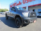 2011 Magnetic Gray Metallic Toyota Tundra Double Cab #88340252