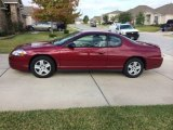 2006 Sport Red Metallic Chevrolet Monte Carlo LS #88349446