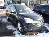 2011 Crystal Black Pearl Honda CR-V EX-L 4WD #88349389