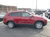 2014 Remington Red Kia Sorento LX AWD #88349132