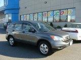 2010 Polished Metal Metallic Honda CR-V LX #88349434