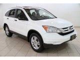 2010 Taffeta White Honda CR-V EX AWD #88349285