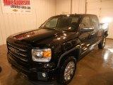 2014 Onyx Black GMC Sierra 1500 SLT Crew Cab 4x4 #88349425