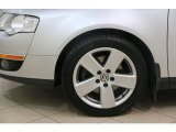 Volkswagen Passat 2009 Wheels and Tires